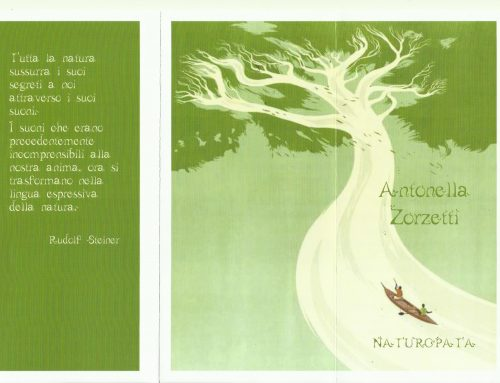 Cos'e' la Naturopatia di Antonella Zorzetti