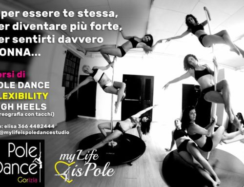 My Life is Pole Dance Studio -Gorizia- di Elisa Grudina