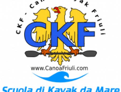 """CKF  """"Canoa Kayak Friuli"""""""