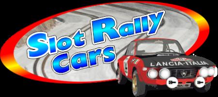 Slot Rally Cars
