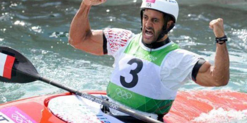 Daniele Molmenti, Kayak Singolo