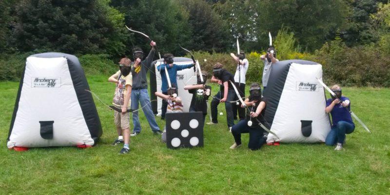 -Archery Games – Il massimo del divertimento con arco e frecce-