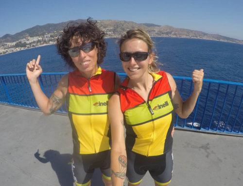 Quella matta di Alfonsina: il viaggio in bici di Linda e Silvia