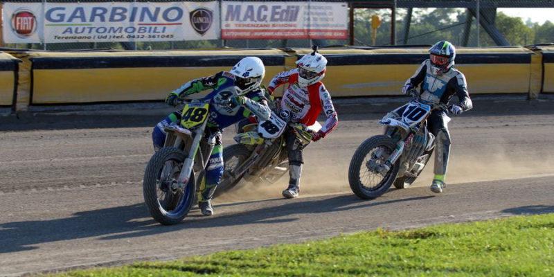 Ritornano in Friuli i Campionati Italiani di Flat Track e Speedway