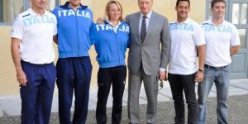 -FICK- Daniele Molmenti eletto nel consiglio nazionale elettivo del Coni-