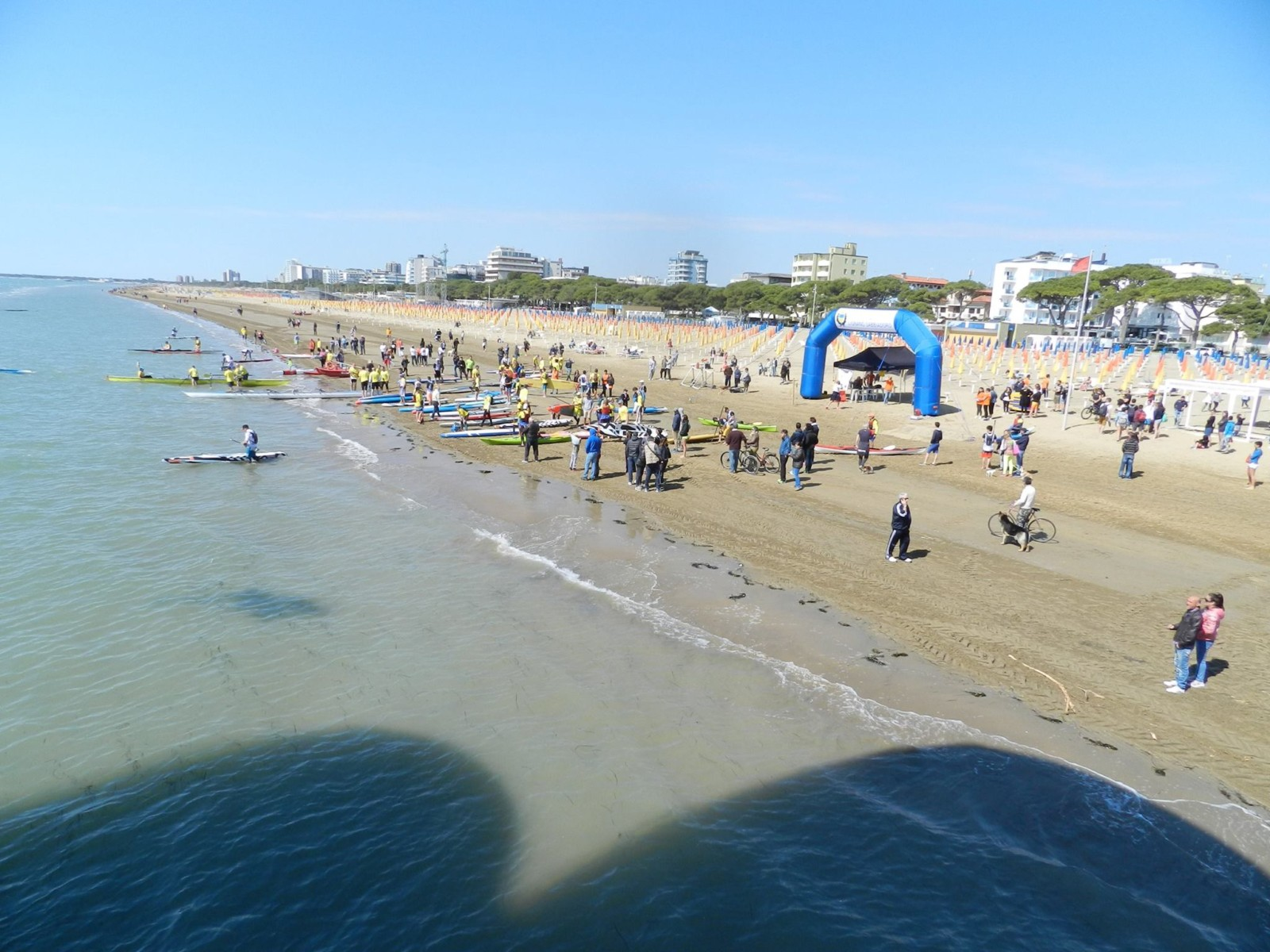 Lignano Sup Marathon – 30 aprile 2017- Sport Magazine FVG