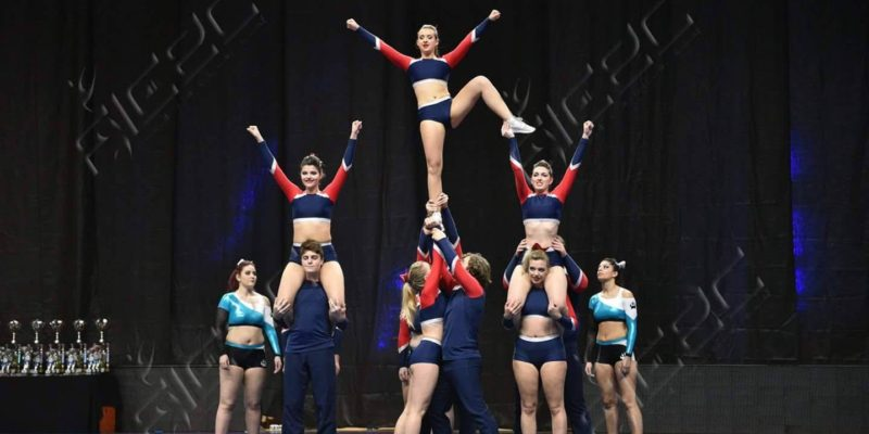 -Il Cheerleading FVG- Cos'e', e dove si pratica in regione