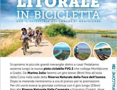 -Fare Verde e Fiab- Scopriamo il nostro litorale in bicicletta
