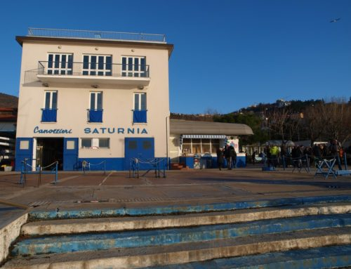 -Canottaggio FVG – Saturnia Campione d' Italia 2016