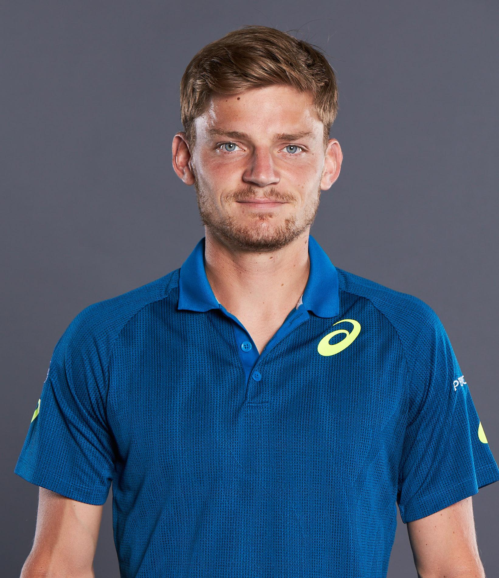 torneo di tennis Umago - David Goffin