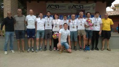 campionato regionale XC ACSI Medea