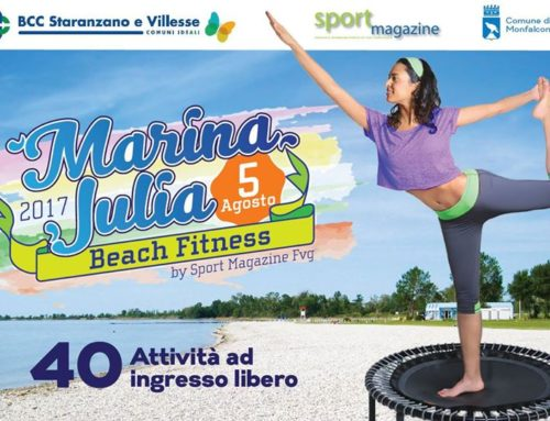 – Marina Julia Beach Fitness 2017