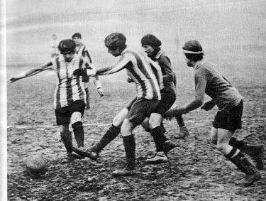 Alice Milliat calcio