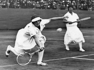 Alice Milliat tennis