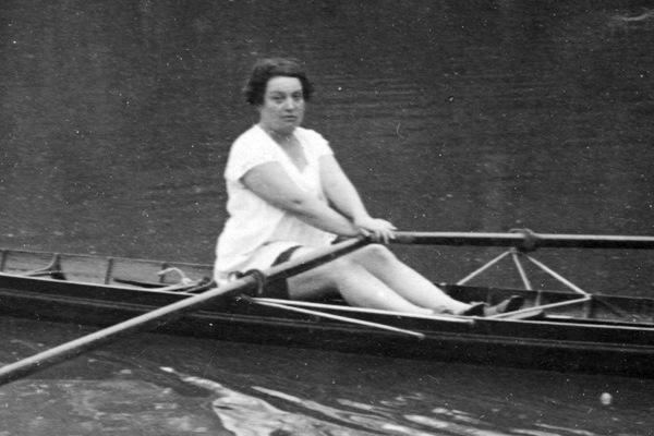 Alice Milliat canoa