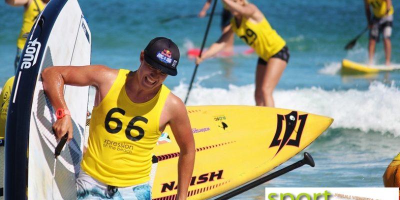 – SUP – Stand Up Paddle alla conquista delle nostre spiagge
