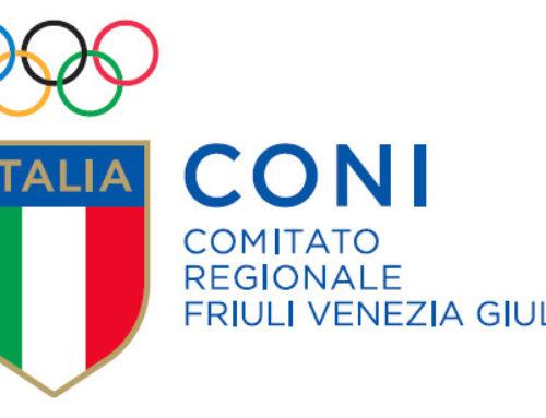 – CONI FVG e Comune di Udine – Premio ai migliori atleti