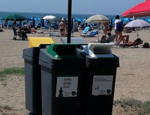 – Fare Verde- Proposta di raccolta rifiuti attraverso il Recycling Point in città e sulle spiagge