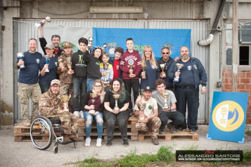 ASD Police Shooting Team Opicina gruppo