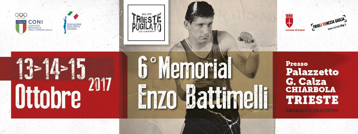6 Memorial Battimelli Copertina