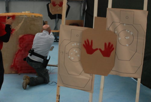 ASD Police Shooting Team Opicina
