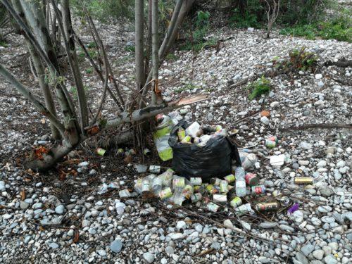Fare Verde - rifiuti isonzo