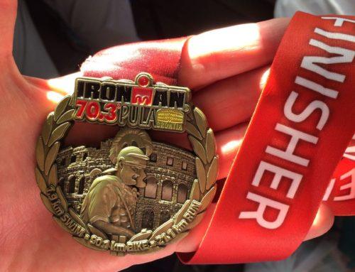 – IronMan – 70.3 di Pola e olimpico/sprint a Peschiera del Garda