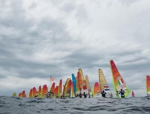 – Windsurf – Campionato del mondo RS:X – Giappone