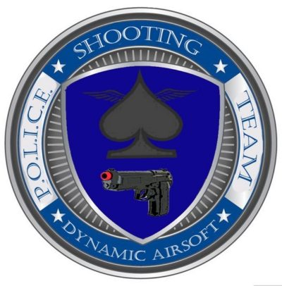 ASD Police Shooting Team Opicina logo