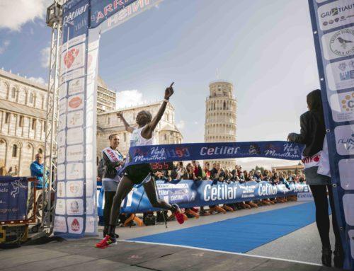 – Pisa- Cetilar® Half Marathon -Grande successo di partecipazione