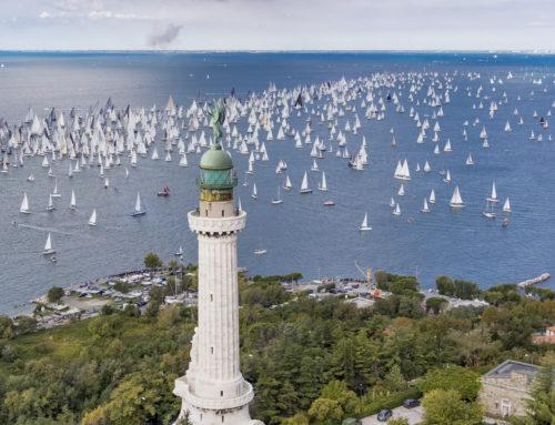 – Ufficio Stampa Barcolana – 2101 iscritti, 25mila velisti in mare, a terra una festa mai vista prima