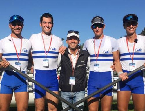 – Canottaggio –  Francia Campionati del Mondo per Club