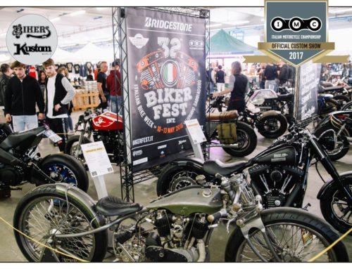 – Motor city 2017 – Padiglione delle moto custom – Brescia