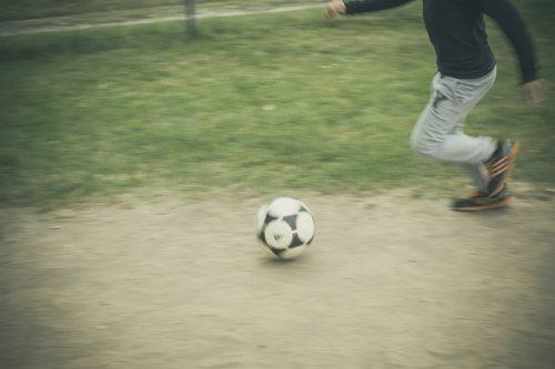 bambini e sport palla