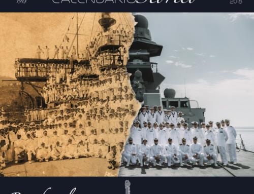 – Salone degli Incanti Trieste – Presentazione calendario storico Marina Militare 2018