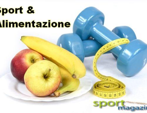 – Sport & Alimentazione – Settore Giovanile
