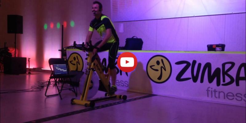 – Indoor Cycling – Percorso misto- Coordinazione ed Equilibrio ma piano con i Jump!- Lezione Completa By Simeone Luca-