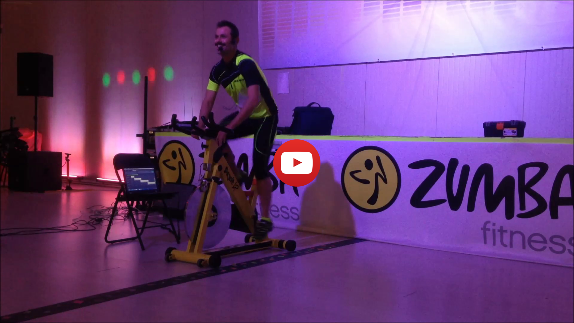 ,indoor cycling lezione, lezione spinning simeone luca