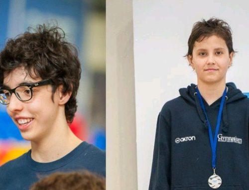 Premio Studente Atleta Panathlon a due atleti Gymnasium Friulovest