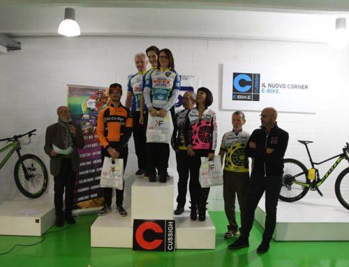 – Ciclismo –  Premiazioni ACSI CUP – Cussigh Bike