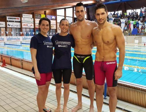 – Nuoto – Fine anno alla grande per la Gymnasium Friulovest Banca