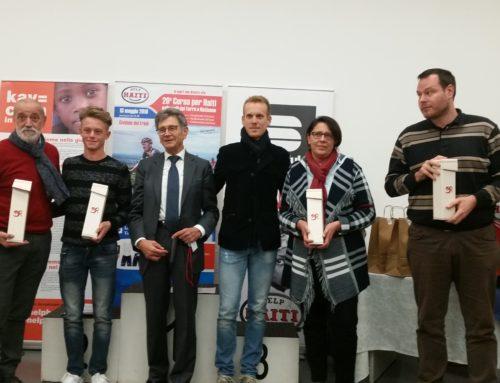– Ciclismo – PREMIAZIONI TROFEO DELLO SCALATORE BCC di Udine ed EDILIZIA CHIARCOSSO