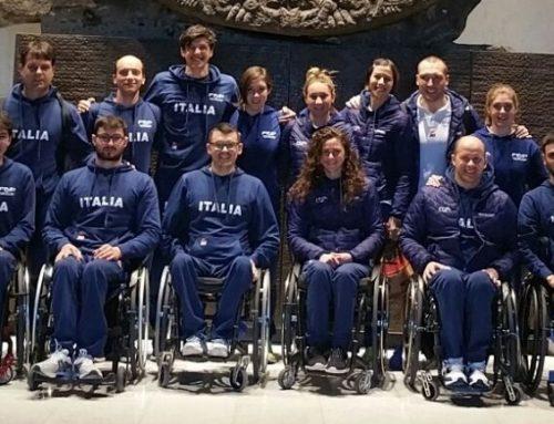 – Mondiali nuoto paralimpico Mexico City – Trionfo tricolore