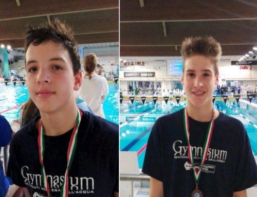 – Nuoto – Pioggia di medaglie per Gymnasium Friulovest Banca