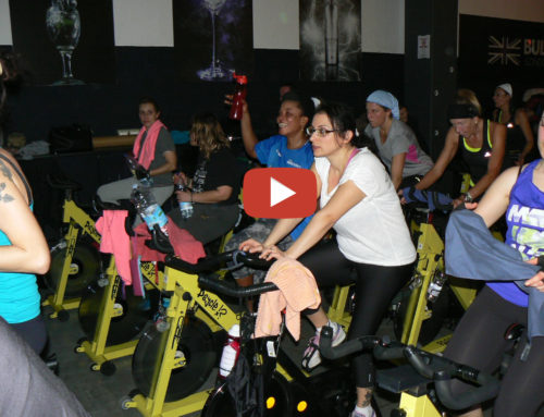 -Indoor Cycling, no Spinning®  con Luca Simeone – Lezione 45 minuti di percorso misto