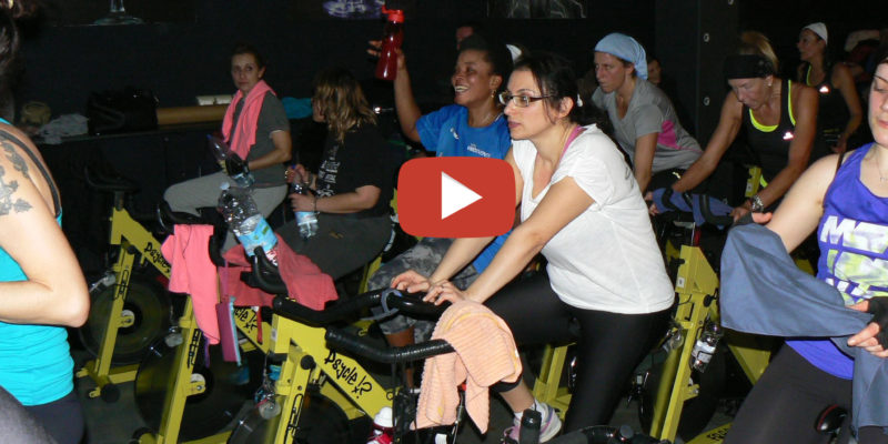 -Indoor Cycling, no Spinning®  con Luca Simeone – Lezione 45 Minuti Fartleck