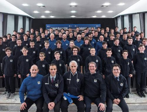– Raduno dei Talenti Azzurri FMI 2018 –