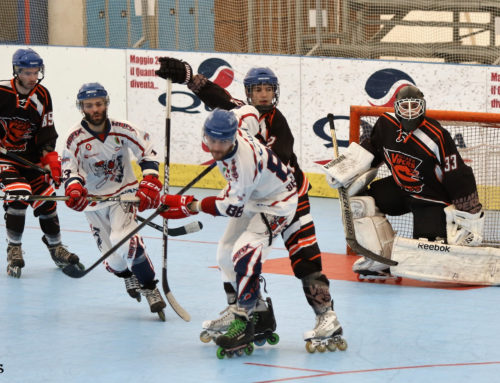– Hockey Inline – SuperFinal Coppa Italia 2018