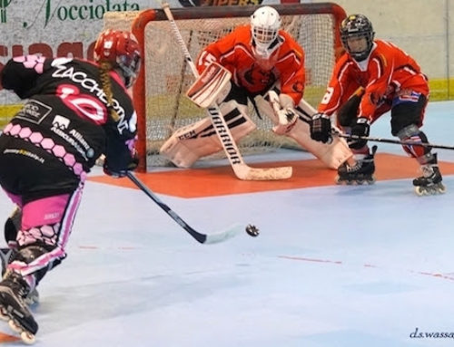 – Coppa Italia Femminile di Hockey Inline 2018 –