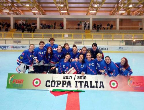 – Coppa Italia Hockey Inline – Vincono le ragazze del Taurus Buja